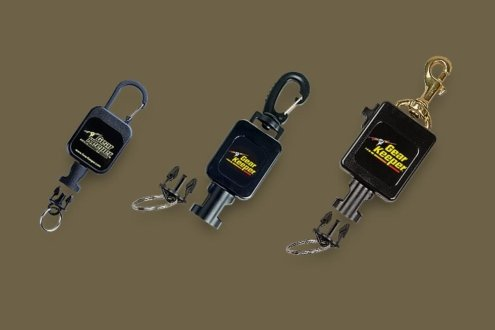 General Purpose Flashlight Retractors