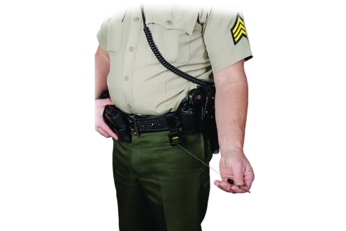 Handcuff Key Retractors