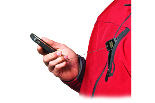 Smart Phone Tether for Fly Fishing