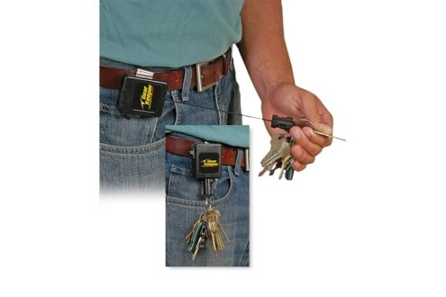 Key & Badge Retractors for Industry
